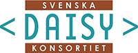 Swedish DAISY Consortium logo