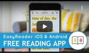 EasyReader overview video