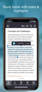 Bookshelf app screenshot 2